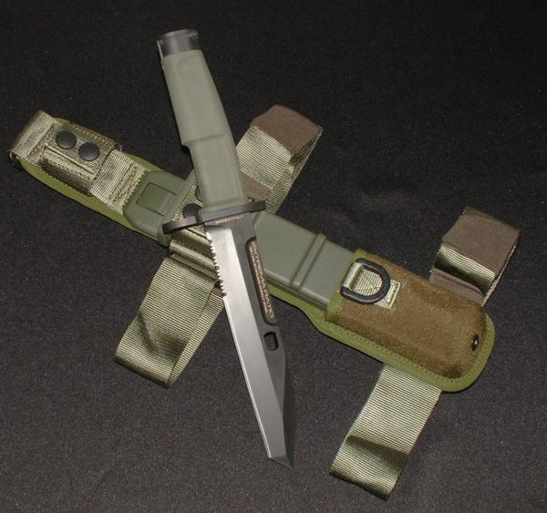 Fulcrum Bayonet