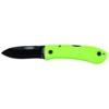 KA-BAR/Dozier Folding Hunter (zombie green)