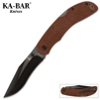KA-BAR Adventure Baconmaker folder