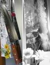 Hiro Knives - Shiki Tsuchime Damascus - Gyuto